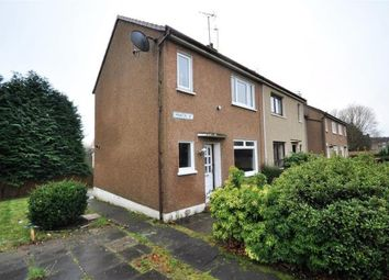 Thumbnail 2 bed semi-detached house for sale in Monkton Drive, Blairdardie, Glasgow
