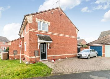 Thumbnail 2 bed semi-detached house for sale in Plummers Dell, Great Blakenham, Ipswich