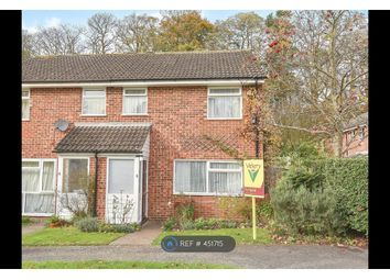 Thumbnail 3 bed end terrace house to rent in Redmayne Close, Camberley