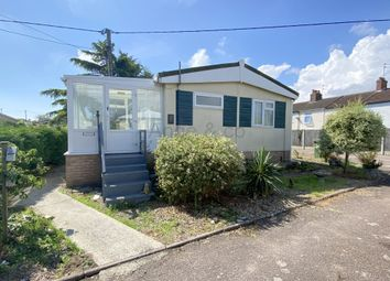 2 bed mobile/park home for sale in The Beeches, Victoria Road, Lowestoft NR33