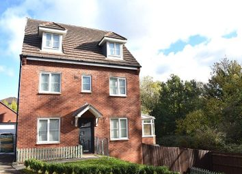 Thumbnail 5 bed detached house for sale in Lowland Close, Broadlands, Bridgend.