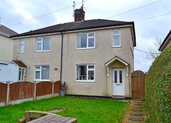Thumbnail 2 bed semi-detached house for sale in Ashenough Road, Stoke-On-Trent