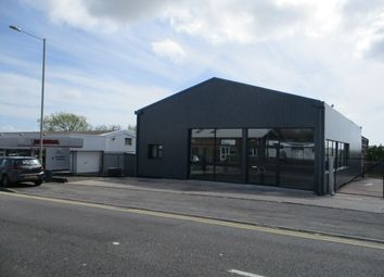 Thumbnail Office to let in To Let/May Sell, Showroom/Trade Counter Unit, Tremains Road, Birdgend
