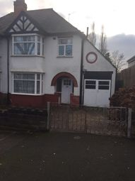 Thumbnail 3 bed detached house to rent in Shepherds Green Road, Erdington
