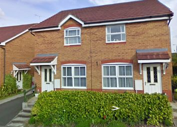 Thumbnail 2 bed semi-detached house for sale in Wraxall, North Somerset