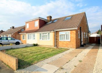 Thumbnail 3 bed semi-detached bungalow for sale in Hammy Close, Shoreham-By-Sea