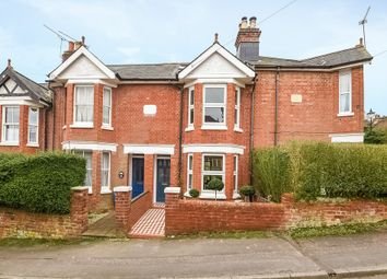 Thumbnail 3 bed terraced house for sale in Greenhill Road, Winchester