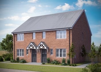 Thumbnail 3 bed semi-detached house for sale in Grange Road, Longford, Coventry