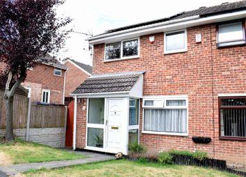 Thumbnail 3 bed semi-detached house for sale in Kingston Court, West Hallam, Ilkeston, Drebyshire