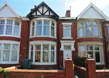 Thumbnail 3 bed terraced house for sale in Lichfield Road, Blackpool