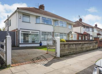 Thumbnail 3 bed semi-detached house for sale in Childwall Lane, Liverpool