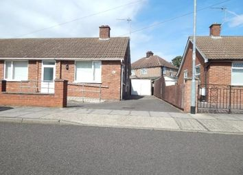 Thumbnail 2 bed semi-detached bungalow to rent in Hillary Close, Ipswich
