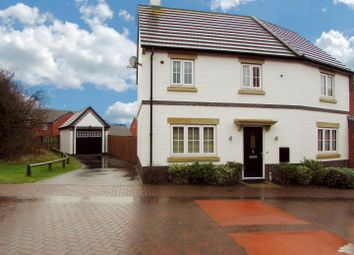 Thumbnail 3 bed semi-detached house for sale in Billington Road, Countesthorpe, Leicester
