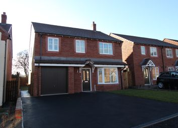Thumbnail 4 bedroom detached house for sale in Nunnery Close, Meadowbrook, Carlisle
