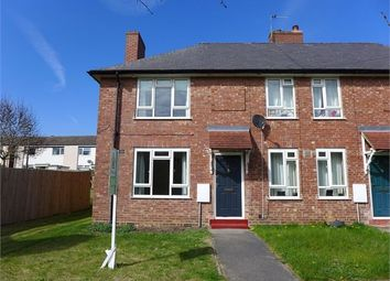 Thumbnail 2 bed end terrace house to rent in Somerset Close, Catterick Garrison, North Yorkshire.