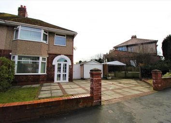Thumbnail 3 bed semi-detached house for sale in Norleane Crescent, Runcorn