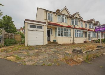 Thumbnail 3 bed semi-detached house for sale in Chesham Road, London