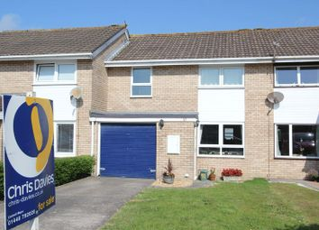 Thumbnail 3 bed terraced house for sale in Brecon Street, Boverton, Llantwit Major