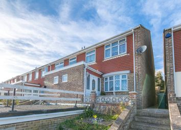 Thumbnail 3 bed end terrace house for sale in Uplands Road, Brighton, East Sussex