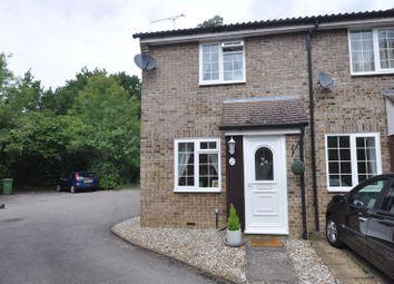 Thumbnail 2 bed end terrace house for sale in Birchwood, Chineham, Basingstoke