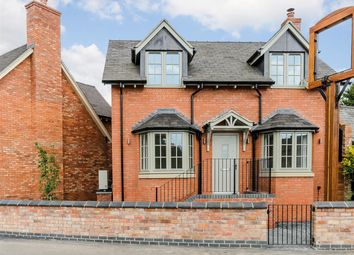 Thumbnail 3 bed detached house for sale in The Square, Snitterfield, Stratford Upon Avon, Warwickshire