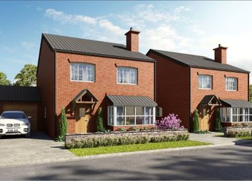Thumbnail 4 bed link-detached house for sale in Plot 1 Greystones, Park Road, Leeds, West Yorkshire