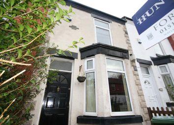 Thumbnail 2 bedroom terraced house for sale in Elmswood Road, Birkenhead