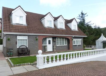 Thumbnail 3 bed detached bungalow for sale in Blackmill Road, Lewistown, Bridgend, Mid Glamorgan
