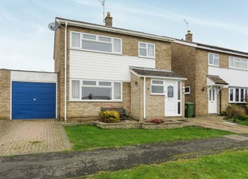 Thumbnail 3 bed link-detached house for sale in Westfield Road, Yaxley, Peterborough
