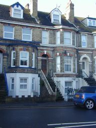 Thumbnail 1 bed flat to rent in Foord Road, Folkestone