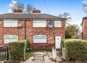 Thumbnail 3 bed semi-detached house to rent in Alford Avenue, Withington, Manchester