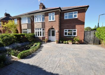 Thumbnail 4 bed property for sale in Oakfield Drive, Upton, Chester