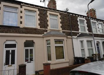 Thumbnail 3 bed terraced house for sale in Seymour Street, Splott, Cardiff