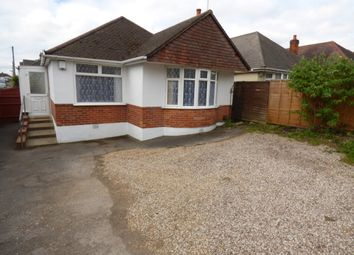 Thumbnail 2 bedroom bungalow to rent in Herbert Avenue, Parkstone