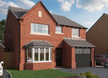 Thumbnail 4 bedroom detached house for sale in Ash Meadows, Preston Road, Inskip, Preston