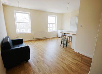 Thumbnail 1 bedroom flat to rent in York Way, Camden, London