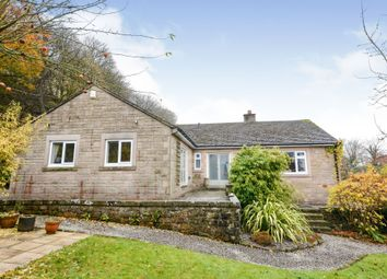 Thumbnail 4 bed detached bungalow for sale in Lees Road, Stanton-In-The-Peak, Matlock