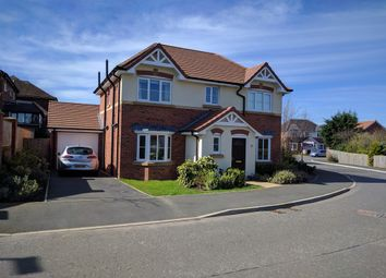 Thumbnail 4 bedroom detached house for sale in Jubilee Gardens, Staining, Blackpool