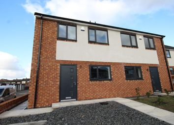 Thumbnail 3 bed semi-detached house for sale in Bede Way, Birtley, Chester Le Street