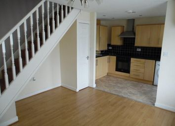 Thumbnail 2 bed terraced house to rent in Canal Row, Abercanaid, Merthyr Tydfil