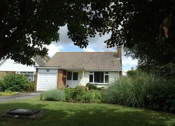 Thumbnail 2 bed bungalow for sale in Shirley Drive, Bognor Regis, West Sussex