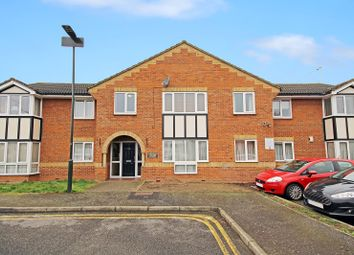 Thumbnail 1 bed flat for sale in Merton Court, Church Road, Welling, Kent
