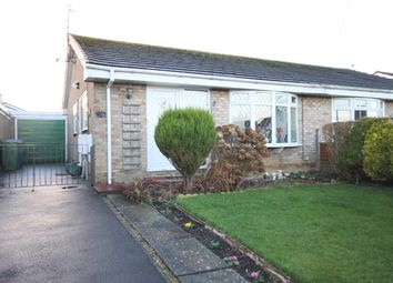 Thumbnail 2 bed semi-detached bungalow for sale in Fountayne Road, Hunmanby, Filey