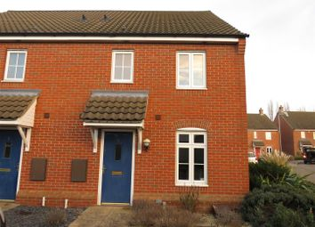 Thumbnail 3 bed semi-detached house for sale in Meridian Close, Hardwick, Cambridge