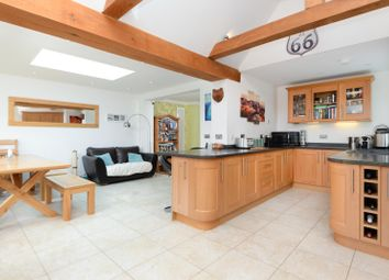 Thumbnail 3 bed semi-detached house for sale in Forestry Cottages, Sole Street, Crundale
