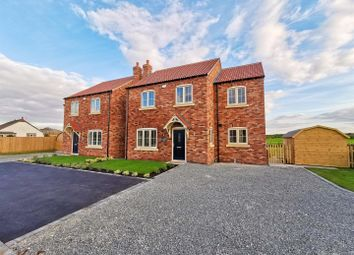 Thumbnail 4 bed property for sale in Gainsborough Road, Middle Rasen, Market Rasen