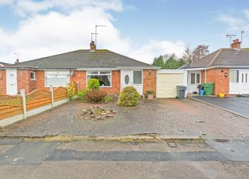 Thumbnail 2 bed semi-detached bungalow for sale in Douglas Road, Hollywood, Birmingham