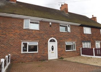 Thumbnail 3 bed property to rent in Fourth Avenue, Edwinstowe, Mansfield