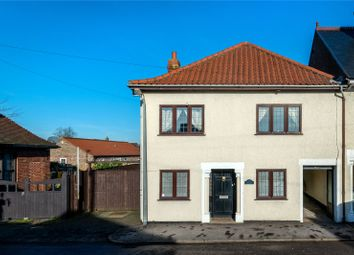 Thumbnail 3 bed semi-detached house for sale in Lincoln Road, Wragby