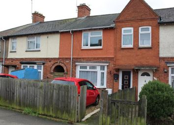 3 bed terraced house for sale in Oval Crescent, Rushden, Northamptonshire NN10